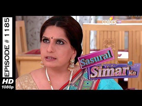 Sasural Simar Ka - 22nd May 2015 - ससुराल सीमर का - Full Episode (HD) thumbnail