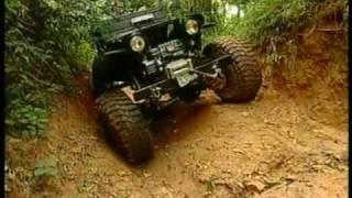 AUTO ESPORTE 04/04/10 JEEP 4X4 MONSTRO OFF ROAD!!!