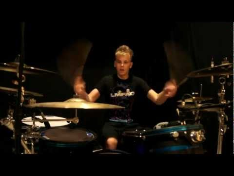 Linkin Park - Castle Of Glass - Drum Cover - Brooks video