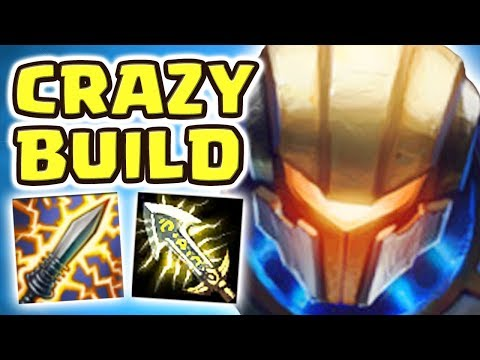 WHAT IS THIS DAMAGE ?? ASSASSIN JAYCE JUNGLE IS INSANE | CRAZY BUILD | 1-SHOT SLAM JAM - Nightblue3