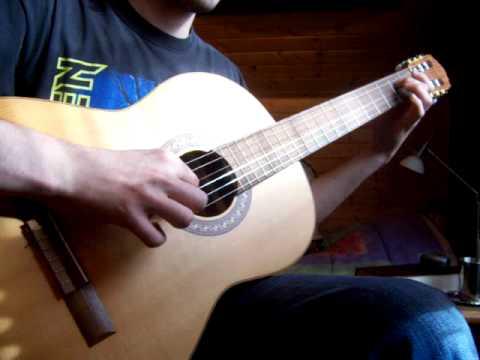 Allegro - Mauro Giuliani (classical guitar)