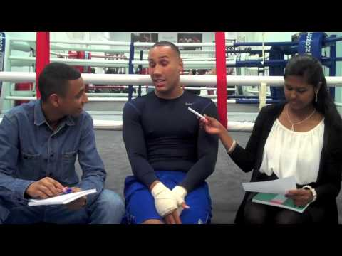 James DeGale interview by Brent Ambassadors