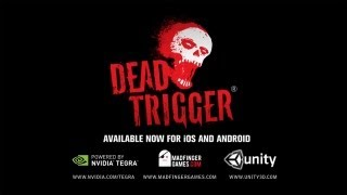 Official Dead Trigger Launch Trailer