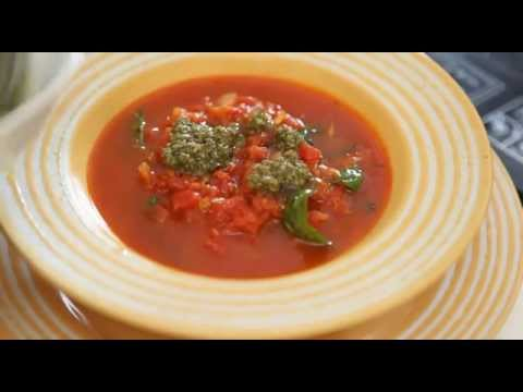 Tomato Soup Recipe for Diet and Weight Loss!