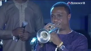 NATHANIEL BASSEY powerful ministration at The Experience 2018 -Jesus our Peace TE13