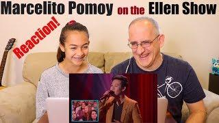 Marcelito Pomoy On Ellen Degeneres The Prayer Beauty And The Beast Reaction