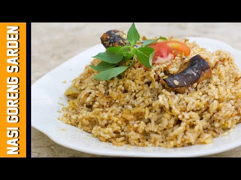 Spicy Indonesian Fried Rice with Sardine in Green Chilli | Cook Tube