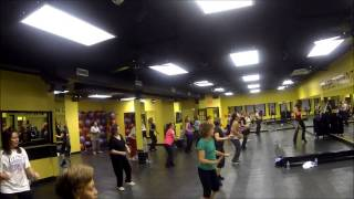 Zumba Kelly Clarkson  Underneath the Tree dance and lyrics