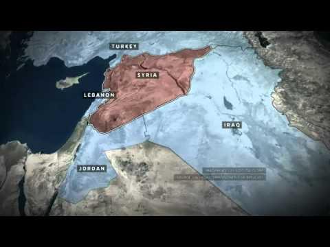 Syria Crisis: Two Million Refugees Flee War