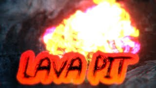 Tilt Brush - Lava Pit Timelapse! (AWESOME)
