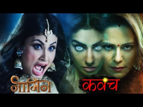 Mouni Roy To Back Kawach With NAAGIN Powers