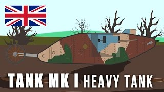 WWI Tanks: Tank Mk I Heavy Tank