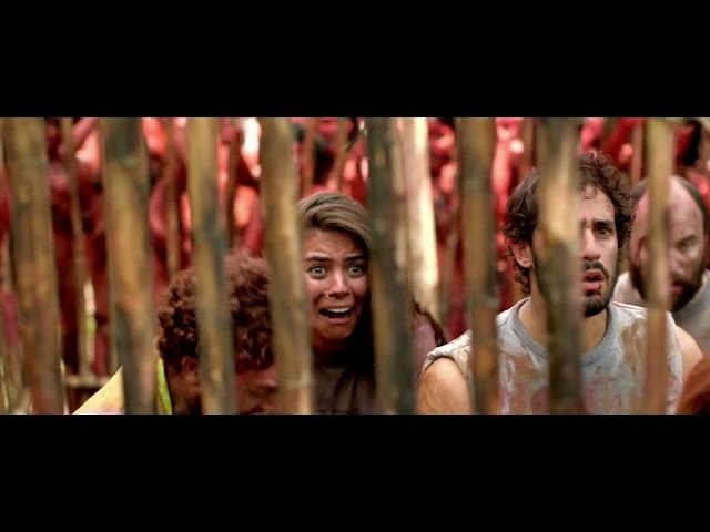 The Green Inferno - Official Red Band Trailer