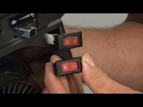 Small Engine On/Off Switch Replacement – Briggs & Stratton Small Engine Repair (part #697854)