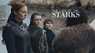 House Stark II The last of the Starks [+8x06]