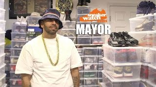 Mayor Recalls His $25k UNDFTD 4's Getting Ruined in a Flood