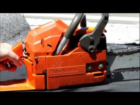 Husqvarna 51 Chainsaw with 20