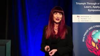 Futurist Shara Evans | Showreel Future Cybercrime 2015