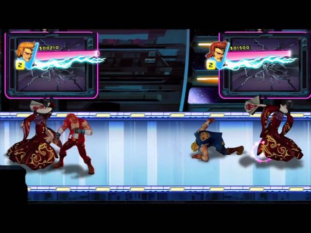 Руководство запуска: Double Dragon: Neon по сети