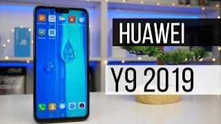 Огляд Huawei Y9 2019 - Великий дисплей та хороша автономність.
