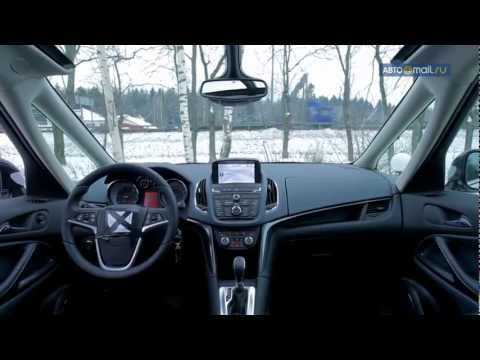 Opel Zafira, обзор