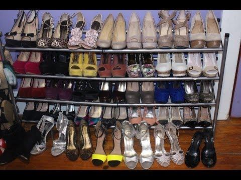 mi coleccion de zapatos