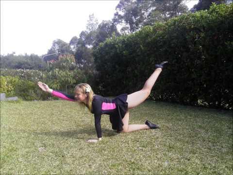 Yoga Is Sexy - Dance Like An Egyptian video