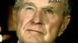 BUSH ES UN REPTILIANO???