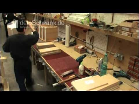schrank nach ma von youtube. Black Bedroom Furniture Sets. Home Design Ideas