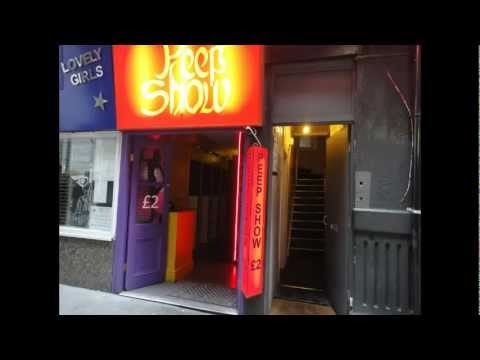 London's Red Light District - Soho video