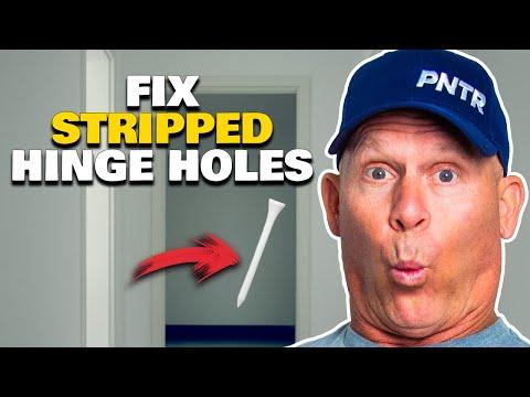 Easy Repair Hollow Core Door Repair How To Save Money