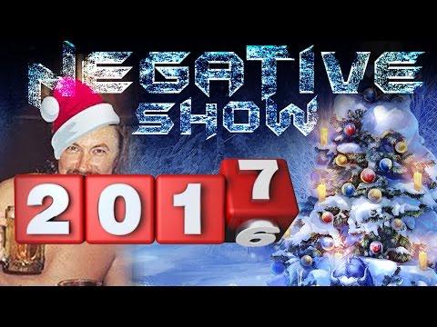 NEGATIVE SHOW: Поздравление с Новым Годом подписчиков канала!