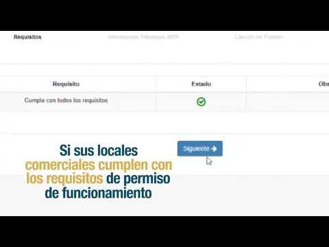 Portal en línea - Patente para contribuyente obligados a llevar contabilidad
