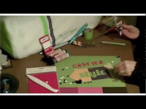 Crafters Style A Cha Gangnum Style Parody video