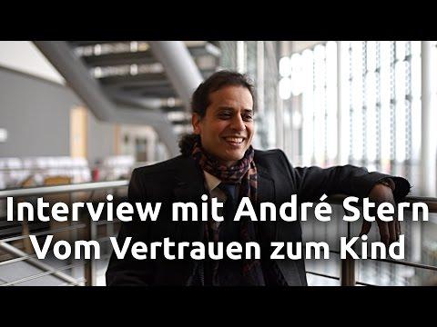 Interview mit André Stern - Vom Vertrauen zum Kind