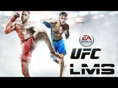EA SPORTS UFC (Обзор, Пьяный Бокс :D)