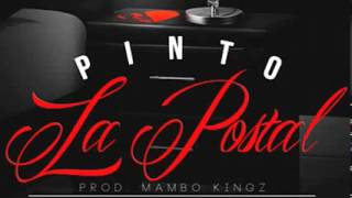 Pinto - La Postal Original Video Music Letra Reggaeton (2014)