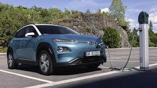 Hyundai Kona Electric - energy consumption (economy): city, highway, autobahn :: [1001cars]