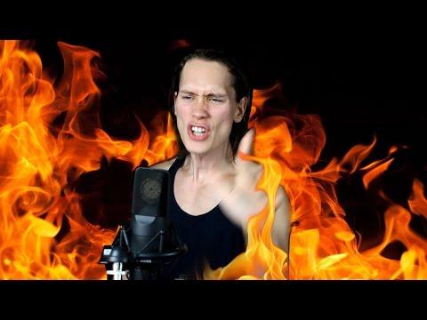 ED SHEERAN - I SEE FIRE (Metal Cover)