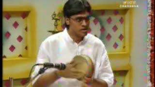 KHANJIRA {KANJIRA} SOLO - Amrit N. performs 'Tha.Dhi.Tha.KitathakatharikitaThom'