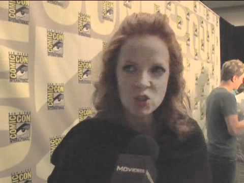 Terminator: The Sarah Connor Chronicles - Comic-Con 2008 Exclusive: Shirley Manson