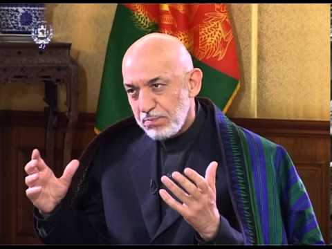 President Karzai's Interview with Chinese CCTV and Xinhua News Agency (Dari) -- Sept 28, 2013