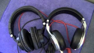 Audio Technica ATH-M50 VS Beats by Dre Beats Pro