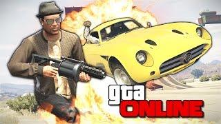 GTA 5 Online (PC) - Оглушен и взорван! #142