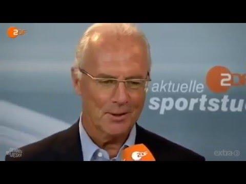 Ein Lied für Franz Beckenbauer | extra 3