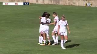 Westfield W-League 2018/19 Round 12: Adelaide United 1 - 4 Western Sydney Wanderers