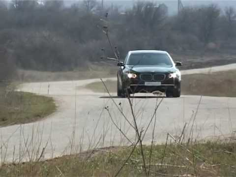 BMW 7-series, тест-драйв