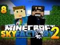 Minecraft SkyFactory 2 - Flying Plants [8]