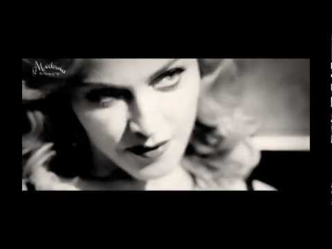 MADONNA - Justify My Love Official Music Video/Backdrop MDNA 2012