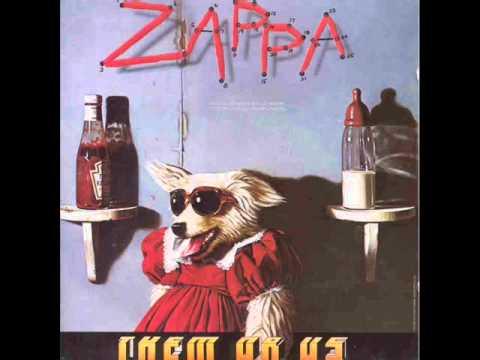 Frank Zappa Stevie's Spanking video